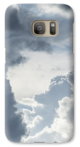 Galaxy Case featuring the photograph Cloud Painting by Laura Pratt