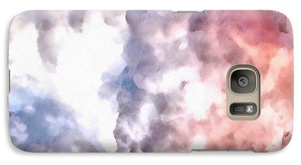 Cloud Sculpting 3 Galaxy S7 Case
