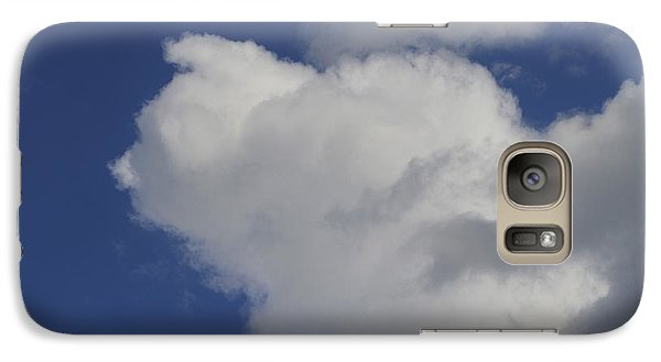 Galaxy Case featuring the photograph Cloud Trol by James McAdams