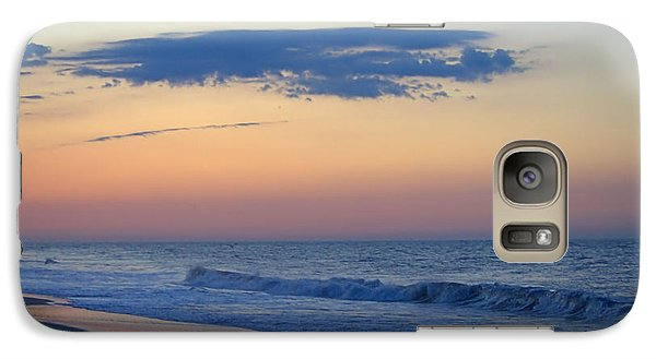 Galaxy Case featuring the photograph Clouded Pre Sunrise by  Newwwman