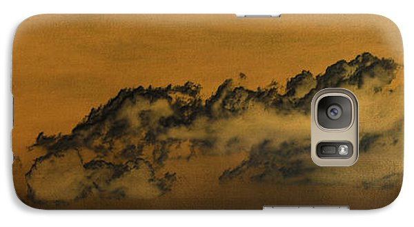 Galaxy Case featuring the photograph Clouds by Chris Armytage