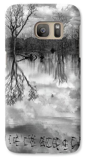 Cloudy Reflection Galaxy S7 Case