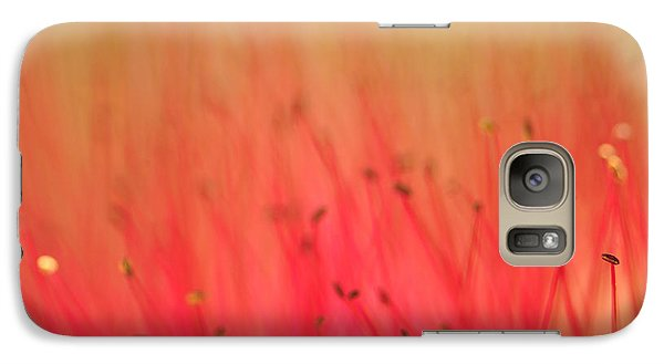 Galaxy Case featuring the photograph Cloudy Weather by Barbara Manis