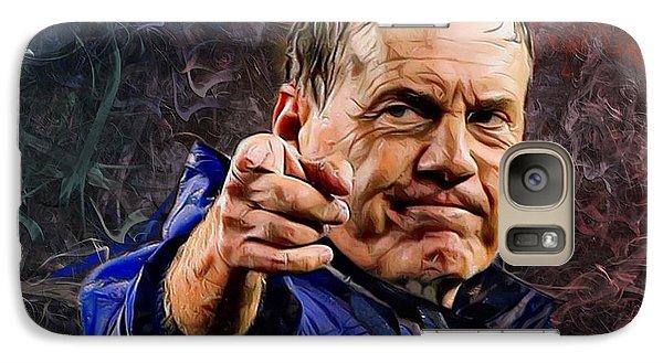 Coach Bill Belichick Galaxy S7 Case