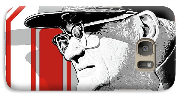 Miami Galaxy S7 Case - Coach Woody Hayes by Greg Joens