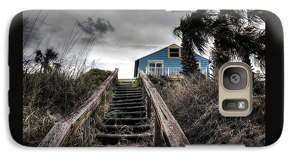 Galaxy Case featuring the photograph Coast by Jim Hill