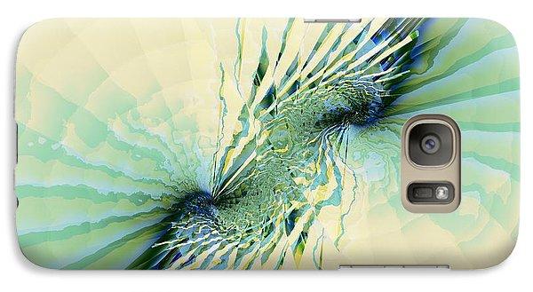 Galaxy Case featuring the digital art Coastal Summer by Michelle H