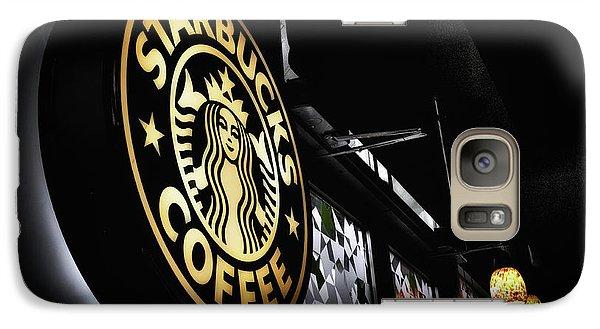 Coffee Break Galaxy S7 Case