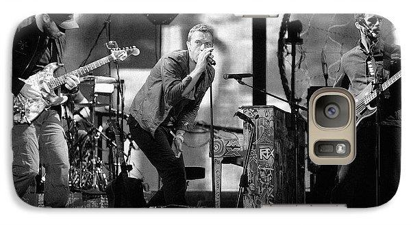 Coldplay 15 Galaxy S7 Case by Rafa Rivas
