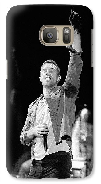 Coldplay 16 Galaxy S7 Case