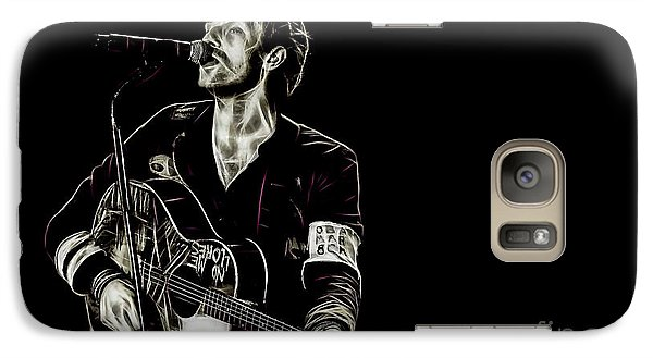 Coldplay Collection Chris Martin Galaxy S7 Case
