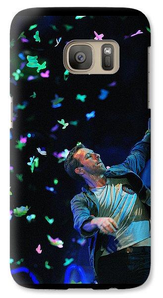 Coldplay1 Galaxy Case by Rafa Rivas