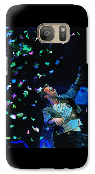 Coldplay1 Galaxy S7 Case