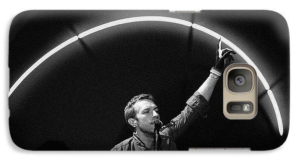 Coldplay10 Galaxy S7 Case by Rafa Rivas