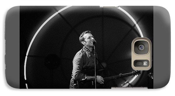 Coldplay11 Galaxy Case by Rafa Rivas