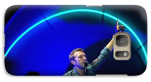 Coldplay3 Galaxy S7 Case by Rafa Rivas