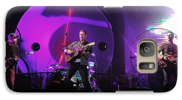 Coldplay5 Galaxy S7 Case by Rafa Rivas