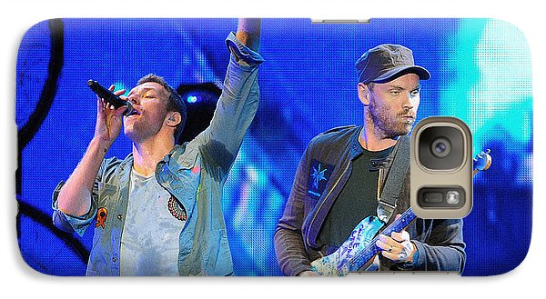 Coldplay6 Galaxy S7 Case by Rafa Rivas