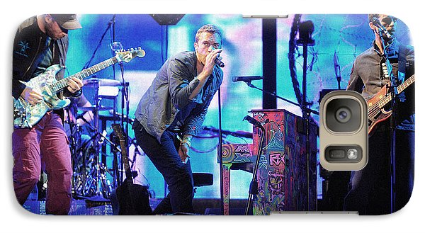 Coldplay7 Galaxy S7 Case by Rafa Rivas