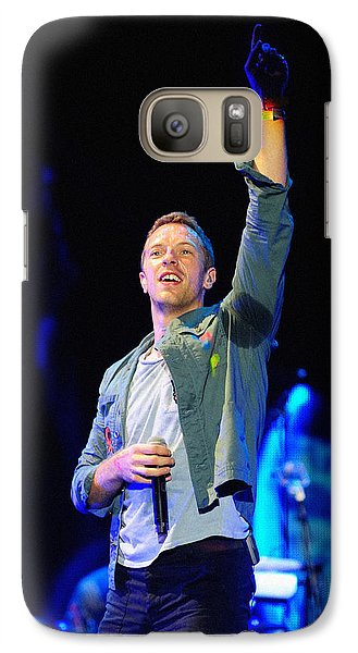 Coldplay8 Galaxy S7 Case