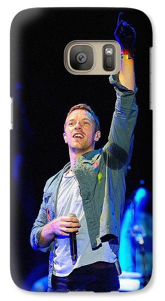Coldplay8 Galaxy S7 Case by Rafa Rivas