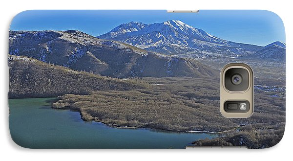 Coldwater Lake Galaxy S7 Case