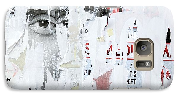 Galaxy Case featuring the photograph Street Collage 1 by Colleen Williams