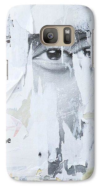 Galaxy Case featuring the photograph Street Collage 2 by Colleen Williams