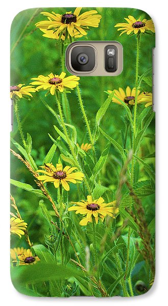 Galaxy S7 Case featuring the photograph Collection In The Clearing by Bill Pevlor