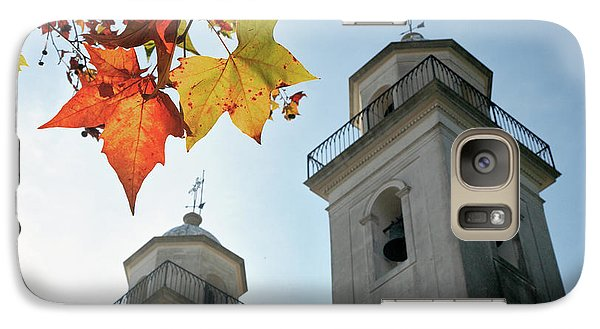 Galaxy Case featuring the photograph Colonia Del Sacramento Church by Bernardo Galmarini