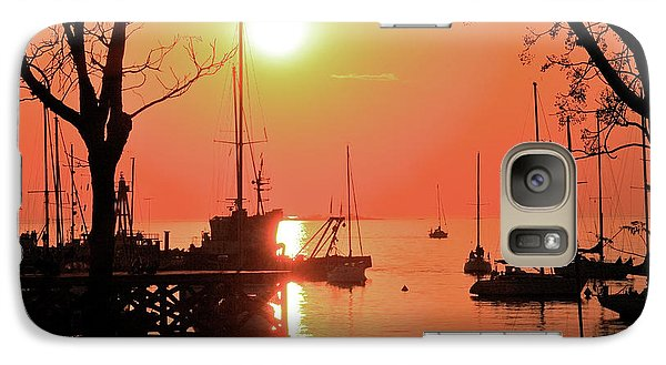 Galaxy Case featuring the photograph Colonia Del Sacramento I by Bernardo Galmarini