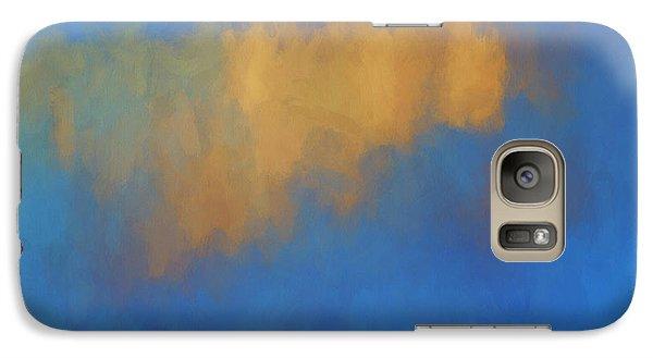 Galaxy Case featuring the digital art Color Abstraction Lvi by David Gordon