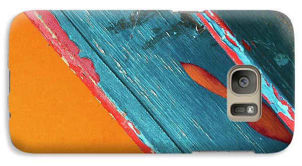 Galaxy Case featuring the photograph Color Abstraction Lxii Sq by David Gordon