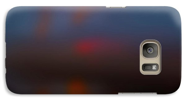 Galaxy Case featuring the photograph Color Abstraction Lxiii Sq by David Gordon