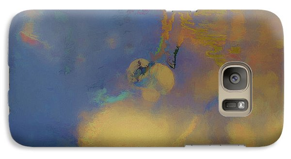 Galaxy Case featuring the photograph Color Abstraction Lxviii by David Gordon