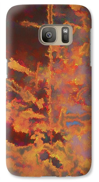 Galaxy Case featuring the photograph Color Abstraction Lxxi by David Gordon