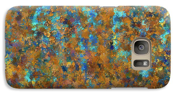 Galaxy Case featuring the photograph Color Abstraction Lxxiv by David Gordon