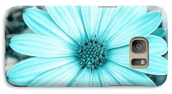 Color Trend Blue Blossom Galaxy S7 Case