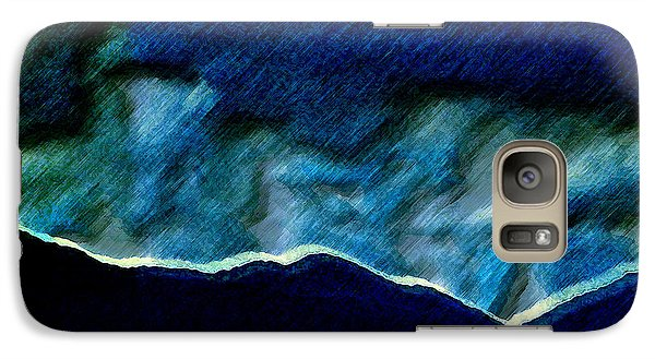 Galaxy Case featuring the photograph Colorado Landscape 2 by Lenore Senior