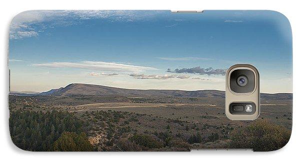Galaxy Case featuring the photograph Colorado Range by Joshua House