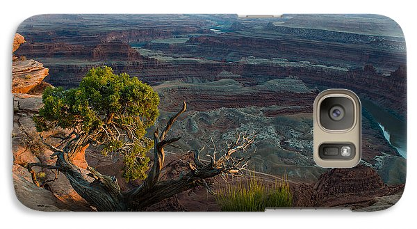 Galaxy Case featuring the photograph Colorado River by Paul Noble