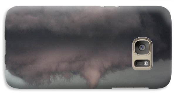 Galaxy Case featuring the photograph Colorado Tornado 2 by James Menzies