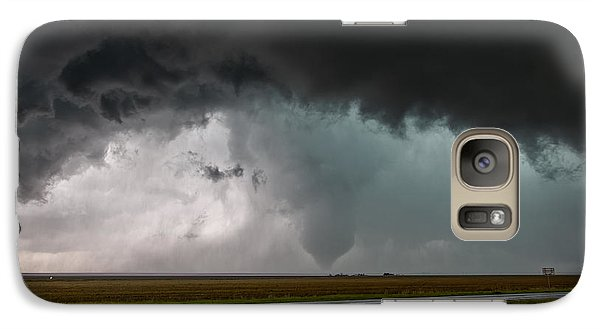 Galaxy Case featuring the photograph Colorado Tornado by James Menzies