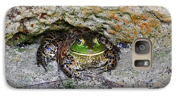 Galaxy Case featuring the photograph Colorful Camo by Al Powell Photography USA