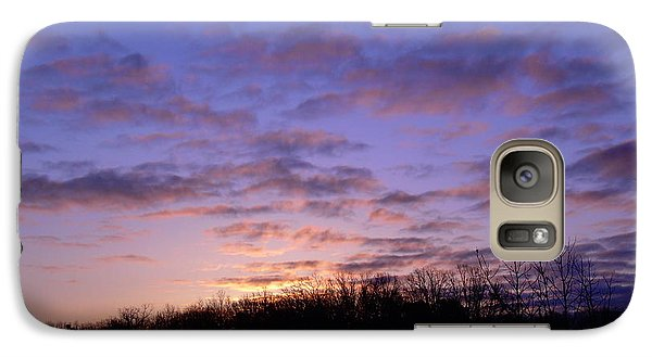 Galaxy Case featuring the photograph Colorful Clouds In The Sky by Kent Lorentzen