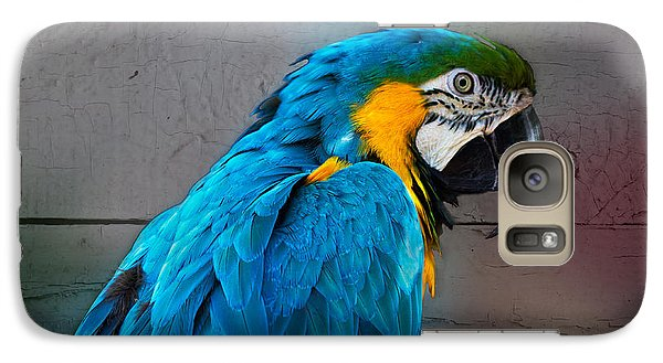 Galaxy Case featuring the photograph Colorful by Robert Pilkington
