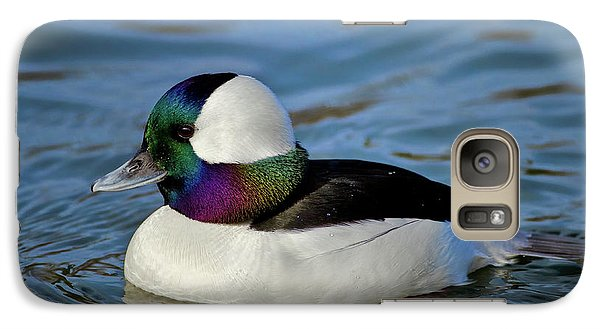 Colorful Waterfowl Galaxy S7 Case