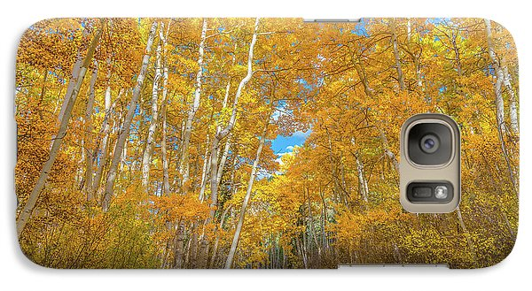 Galaxy Case featuring the photograph Colors Of Fall by Darren White
