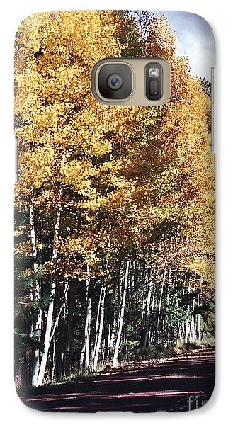Galaxy Case featuring the photograph Colors Of Greer by Juls Adams