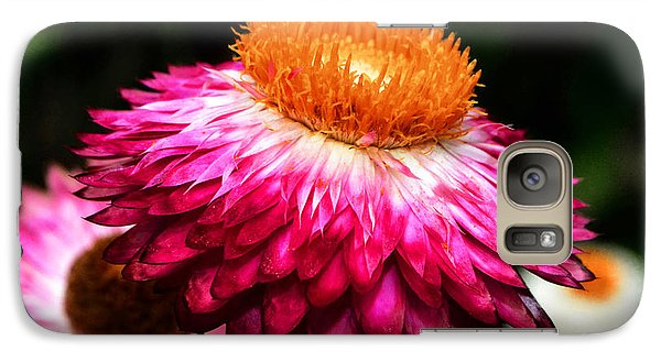 Galaxy Case featuring the photograph Colors Of Nature - Grand Opening 002 by George Bostian